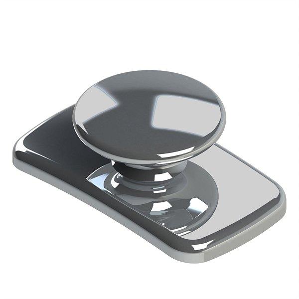 Botão Ortodôntico Lingual para Soldagem Ø 4,5mm Morelli