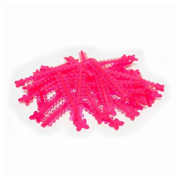 Elástico Ligadura Modular Pink Cristal