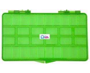 Caixa Organizadora Verde Orthometric