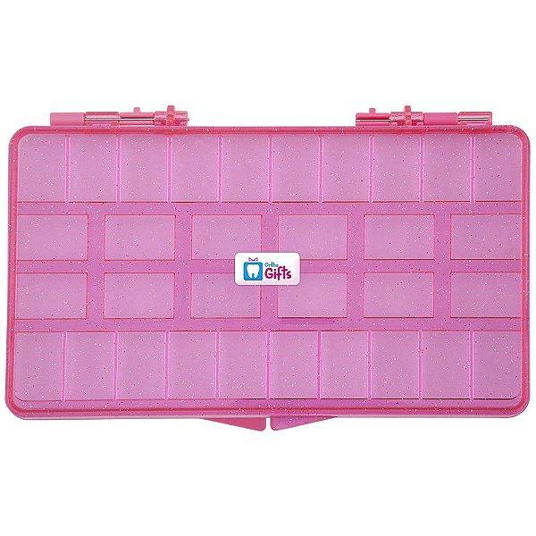 Caixa Organizadora Rosa Orthometric