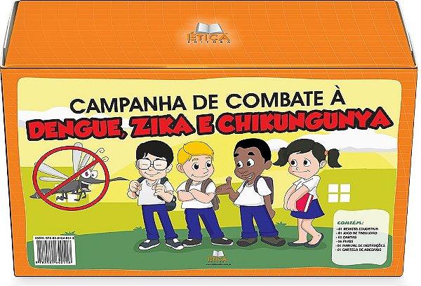 Kit Campanha de Combate à Dengue