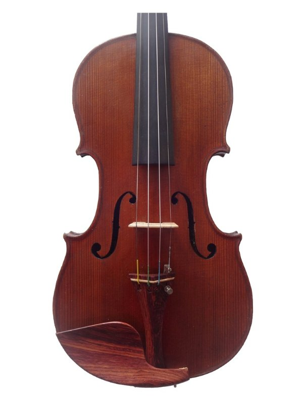 VIOLINO DE WORKSHOP ALEMÃO CÓPIA PETRUS GUARNERIUS, SÉC. 20 ANO 1900