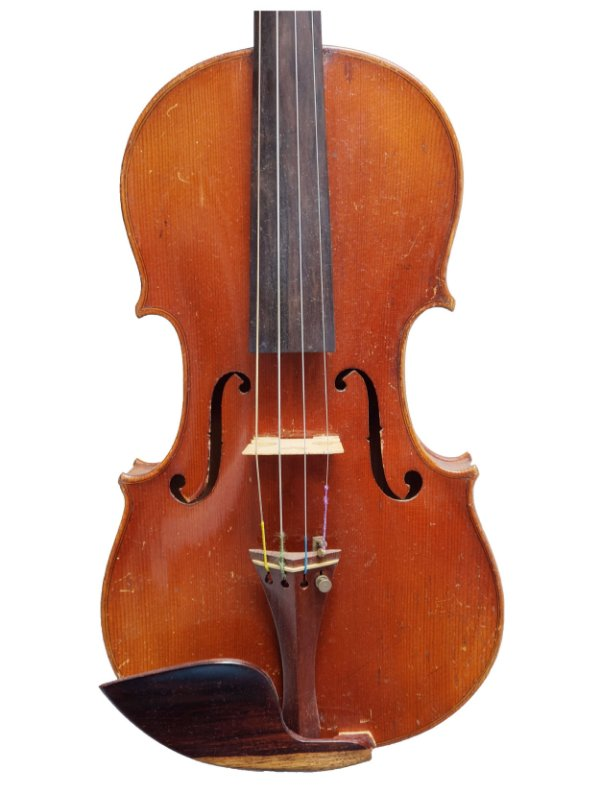 VIOLINO DE WORKSHOP TCHECO ANO 1901 - SÉC. 19