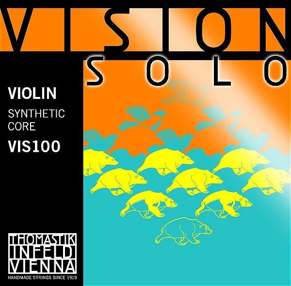 CORDAS VISION SOLO PARA VIOLINO