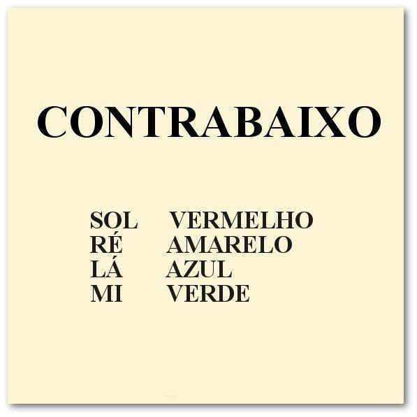 CORDAS MAURO CALIXTO PARA CONTRABAIXO