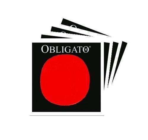 CORDAS OBLIGATO PARA VIOLINO E VIOLA