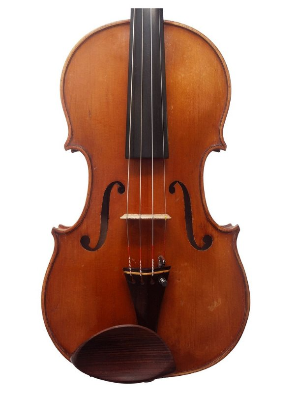 VIOLINO DE WORKSHOP ALEMÃO ANO 1961