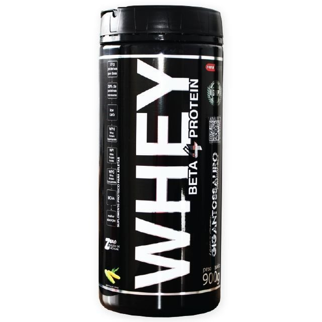 WHEY BETA 4 PROTEIN 900G (POTE) PROCORPS - CHOCOLATE