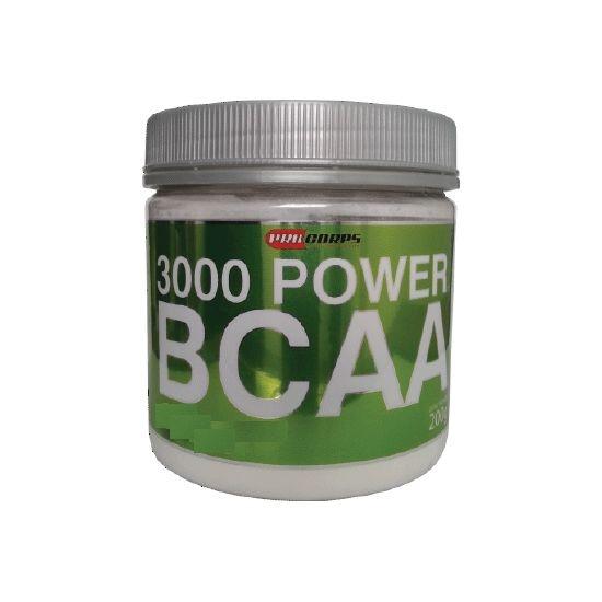 BCAA 3000 POWER 200G (POTE) PROCORPS - UVA