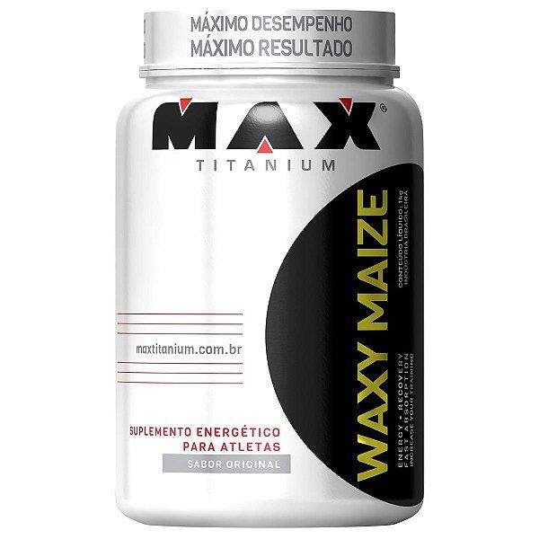 WAXY MAIZE 1KG - MAX TITANIUM