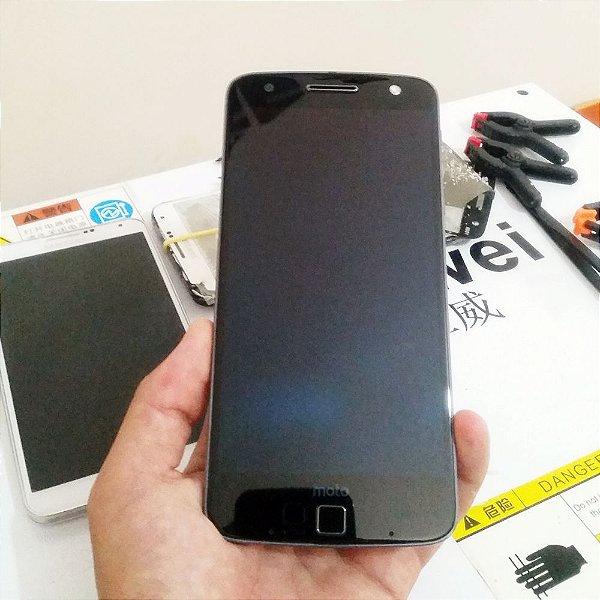 Troca de Vidro Motorola Moto Z Power XT1650, XT1650-03