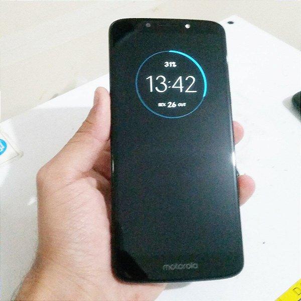 Troca de Vidro Motorola Moto E5 XT1944-4 XT1944 5.7 polegadas