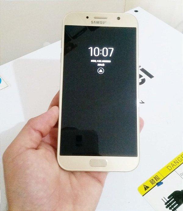 Troca de Vidro Samsung Galaxy A7 A720 A720M (2017)