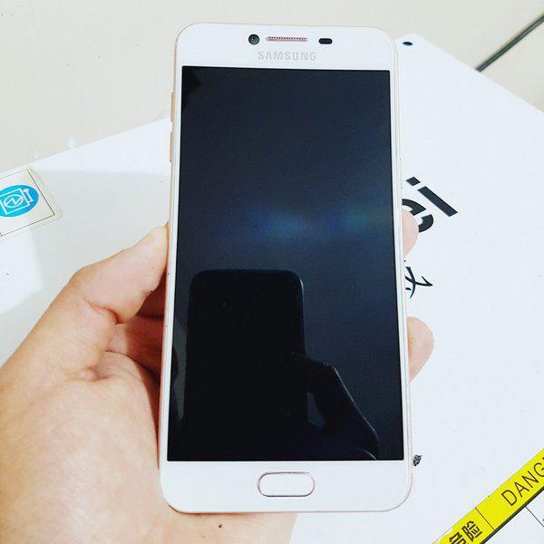 Troca de Vidro Samsung Galaxy C9 C9000 C9 PRO C9100