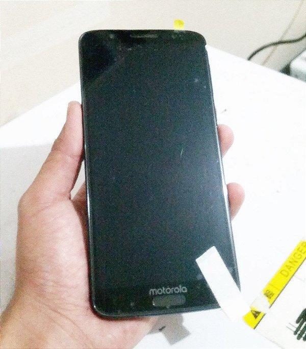Troca de Vidro Motorola Moto G6 Plus XT1926 XT1926-8