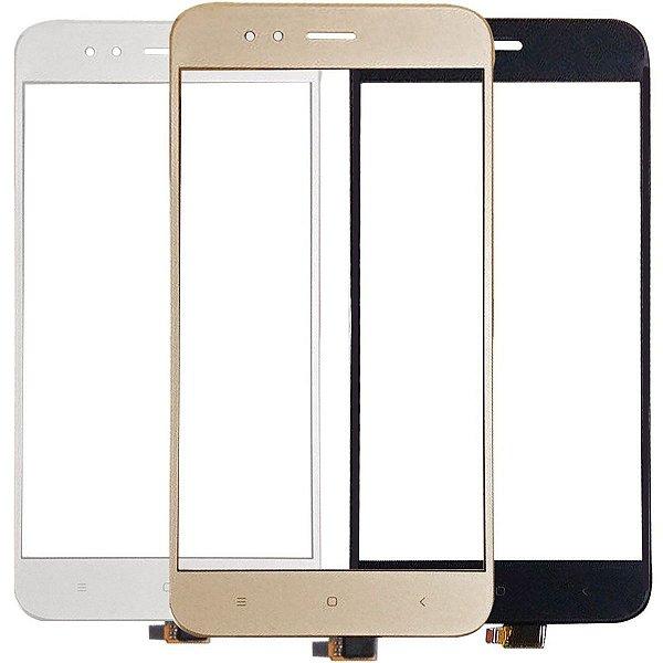 Troca de Vidro Touch Xiaomi Mi A1 Mi 5x MDG2 MDI2