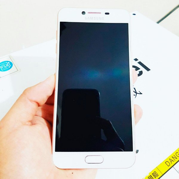 Troca de Vidro Samsung Galaxy C5 PRO C5010 C501