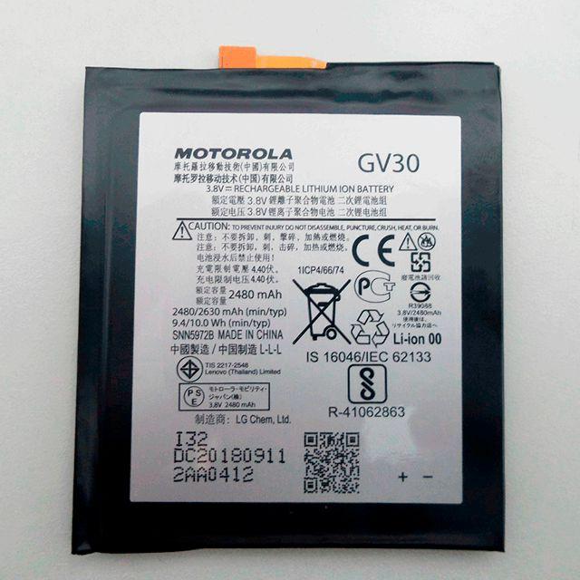 Bateria Moto Z Power XT1650 XT1650-03 GV30 Original ( Serviço com instalação)