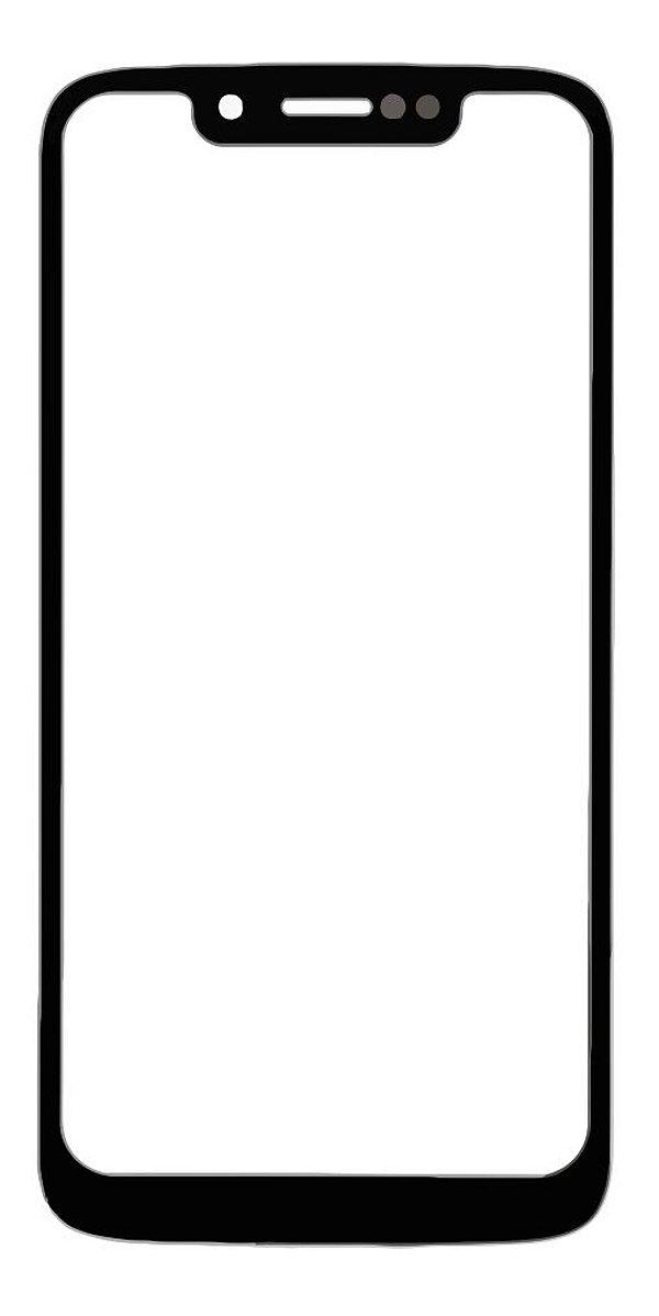 Troca de Vidro Motorola Moto G7 Play XT1952-2 XT1952