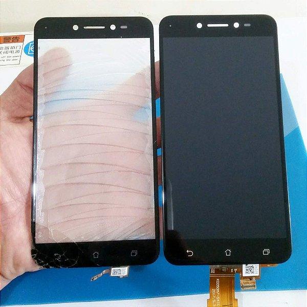 Troca de Vidro Touch Asus Zenfone Live ZB501KL ZB501 A007