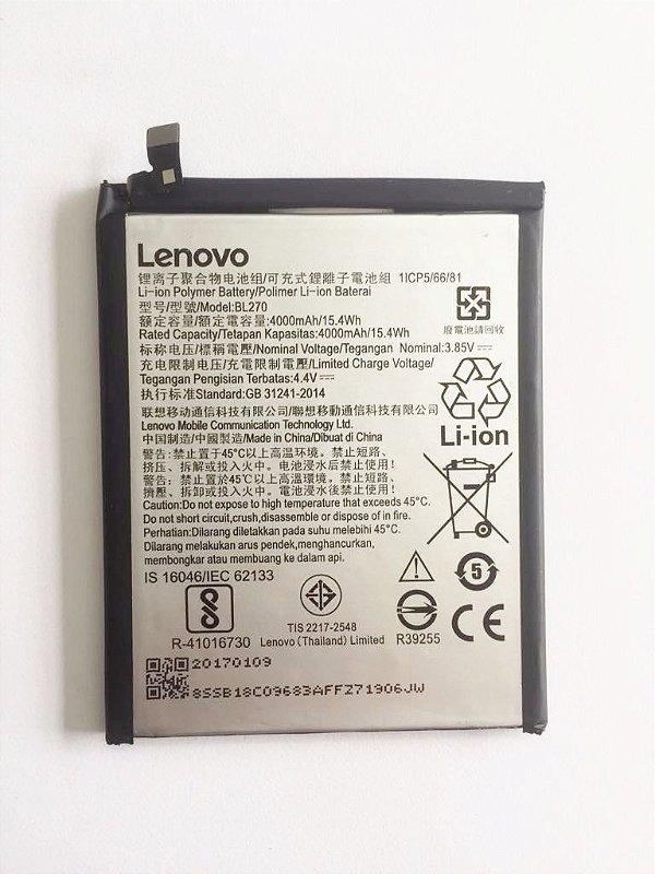 Bateria Moto G6 Play XT1922 BL270 Original ( Serviço com instalação)