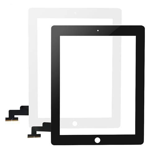 Troca de Vidro Touch Ipad 2 A1395 A1396 A1397