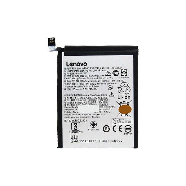 Bateria Lenovo K6 Plus K53b36 BL270 Original ( Serviço com instalação)