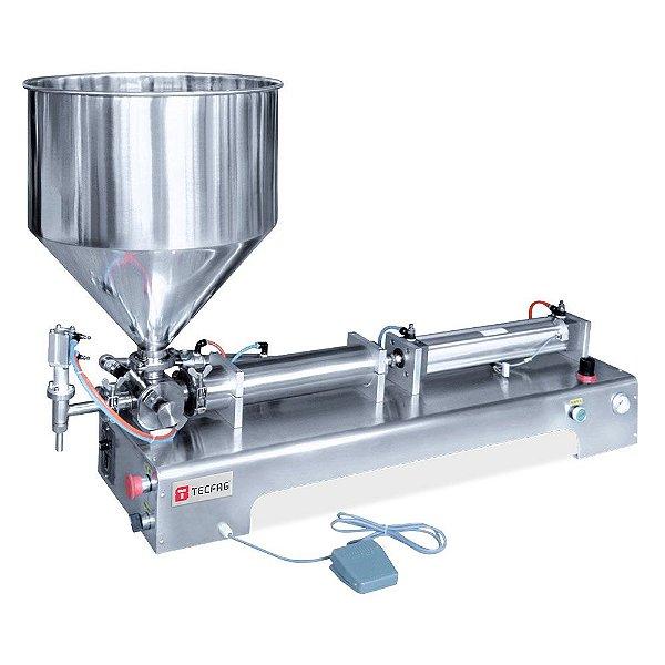 Envasadora Semiautomática de Líquidos Pastosos (50-500 ml) - DGF500