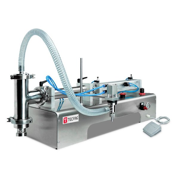 Envasadora Semiautomática de Líquidos 1000-5000ml - SYF5000