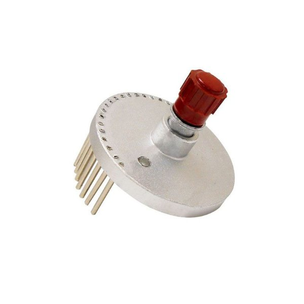 Roda de Impressão para Seladora Contínua - FRD1000 (Suporte de dígitos)