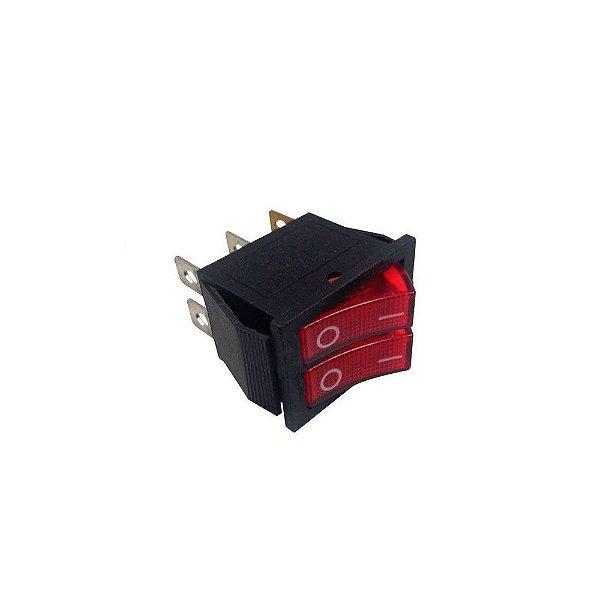 Botão liga/desliga para Seladora Contínua - FRD1000/SF150