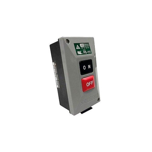 Botão Liga/Desliga para Fechadora - FXJ6050/5050/AS823