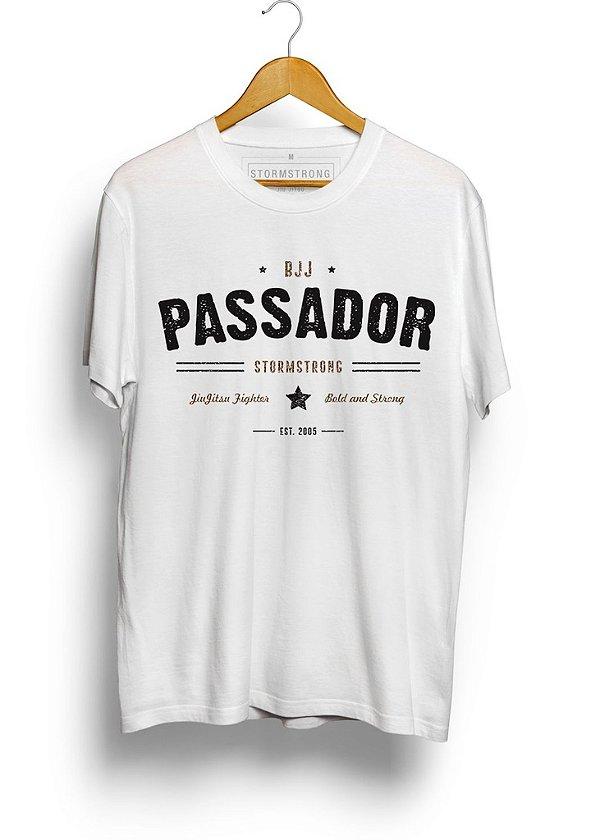 Camiseta Passador #2 Branca