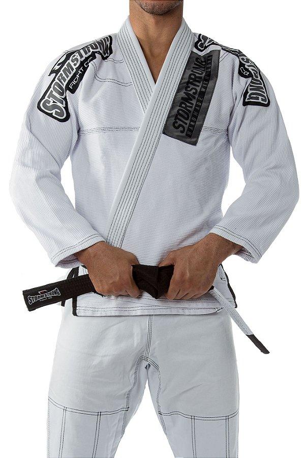 Kimono STORMSTRONG Jiu-Jitsu HM Branco