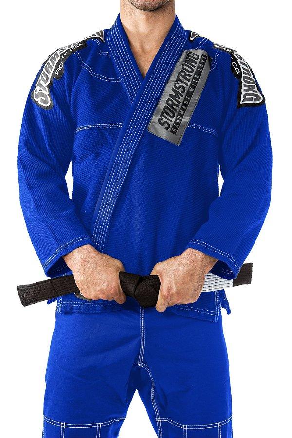 Kimono STORMSTRONG Jiu-Jitsu HM Azul Royal