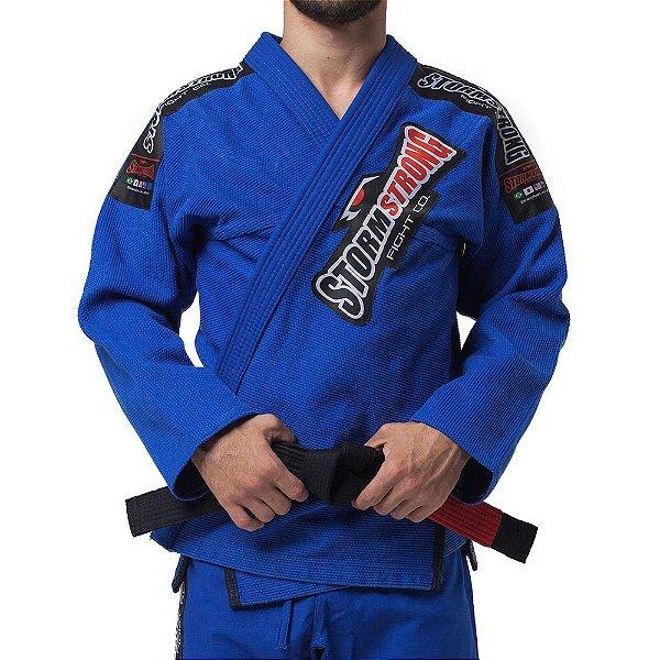 Kimono STORMSTRONG Jiu-Jitsu Pro Azul Royal