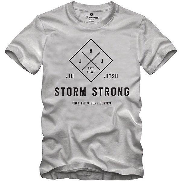 Camiseta BJJ Only Branca