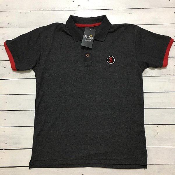 60ff941bea Camiseta Polo Cinza Promoção - Vestuário e Moda Jeans