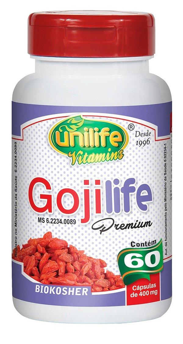 Goji Life Premium Original 60 caps Unilife