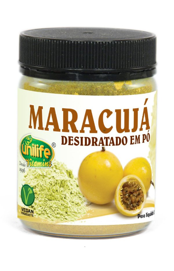 Farinha de Maracujá Desidratado 130g