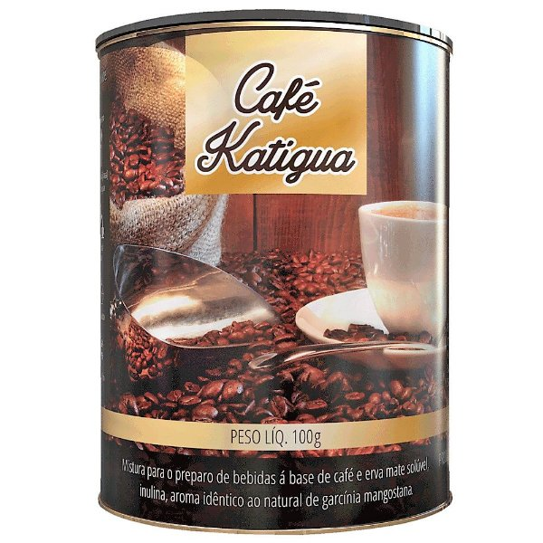 Cafe Emagrecedor Katigua - 100g