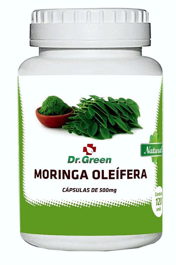 Moringa Oleifera 120 caps 100% Natural