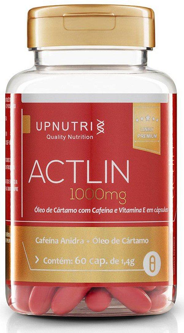 Actlin Cartamo + Cafeina com Vitamina E