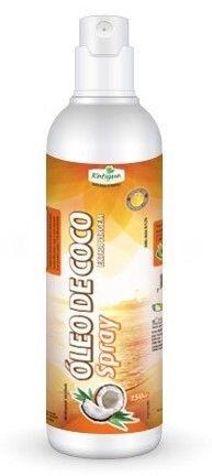 Oleo de Coco Extra Virgem Spray 150ml - Katigua