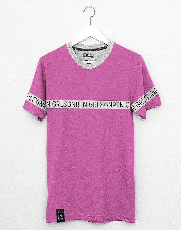 T-Shirt Oversized Girls Generation SNSD Pink