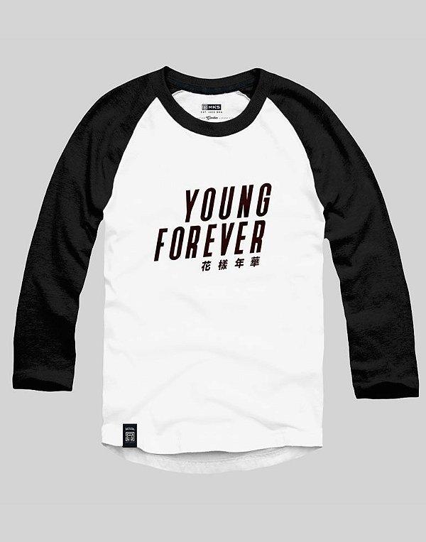 Raglan BTS Bangtan Boys Young Forever