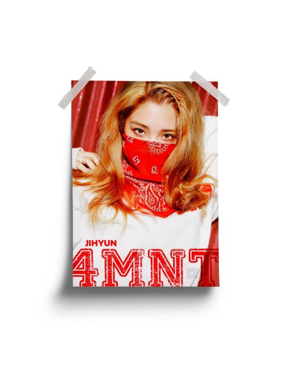 Poster 4Minute Hate JiHyun