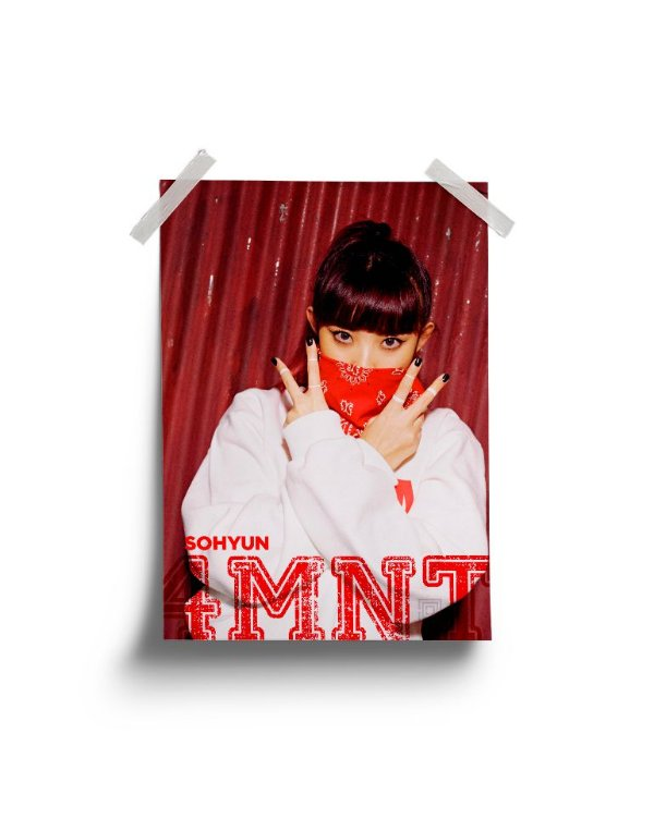 Poster 4Minute Hate SoHyun