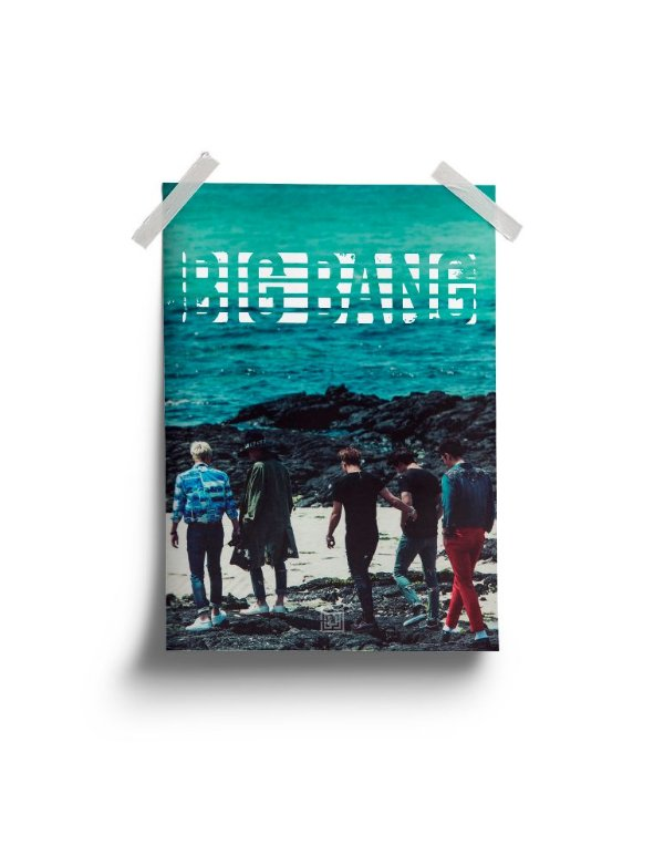 Poster BIGBANG Made