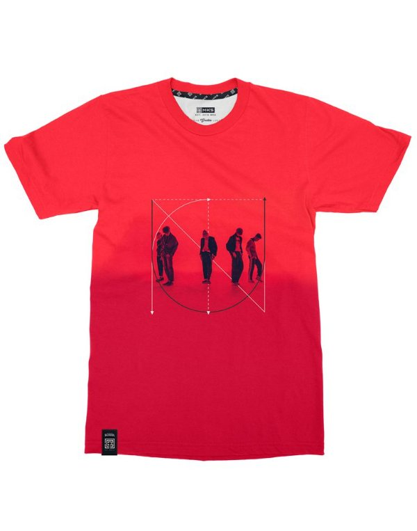 T-Shirt NCT U Neo Culture Technology DuoTone